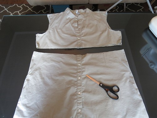 Como transformar blusones calurosos en coquetos vestidos de verano4