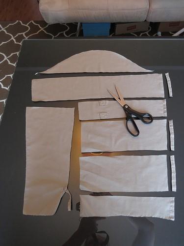 Como transformar blusones calurosos en coquetos vestidos de verano6