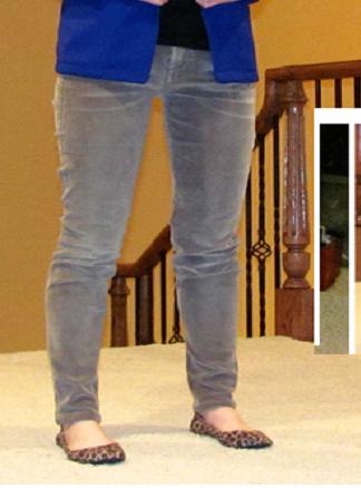 Como entubar jeans de manera perfecta en 2 simples pasos5