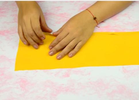 Como hacer bandanas moldeables en simples pasos ¡Perfectas para el verano!4