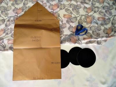 Como hacer bolsos sobre con diseños personalizados ¡Con moldes!2