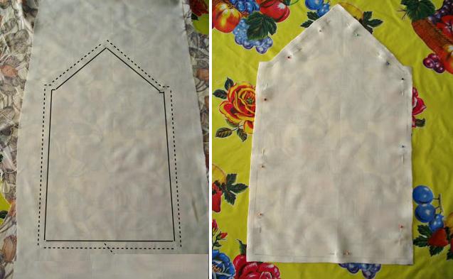 Como hacer bolsos sobre con diseños personalizados ¡Con moldes!4