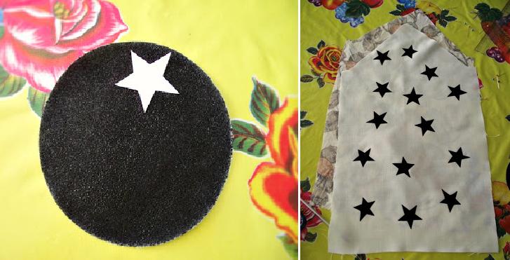 Como hacer bolsos sobre con diseños personalizados ¡Con moldes!6