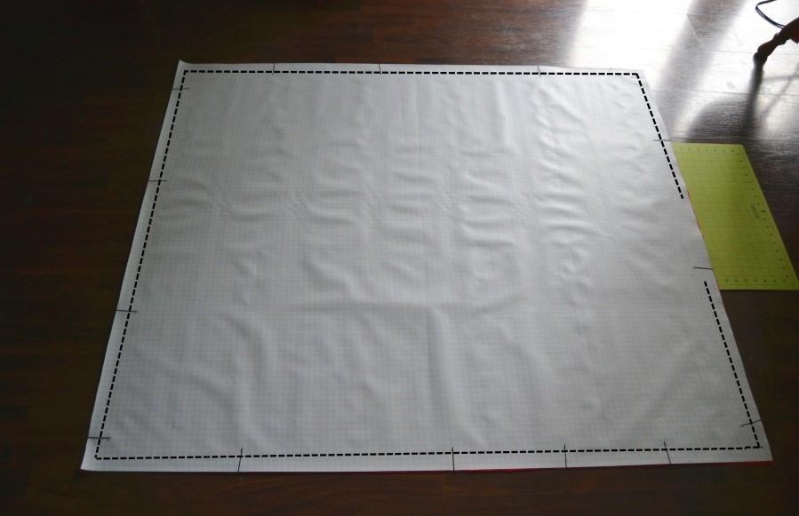 Como hacer mantas de picnic impermeables ¡Perfectas para este verano!3