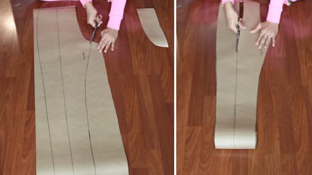 Como hacer pantalones de vestir con dos cremalleras paso a paso6