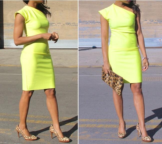 Como hacer vestidos de un solo hombro ajustados en simples pasos ¡Con neopreno!1