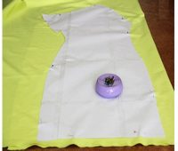 Como hacer vestidos de un solo hombro ajustados en simples pasos ¡Con neopreno!