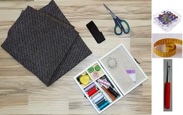 Como hacer faldas sencillas sin moldes en simples pasos2