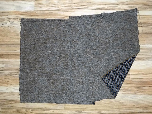Como hacer faldas sencillas sin moldes en simples pasos5