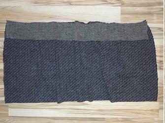 Como hacer faldas sencillas sin moldes en simples pasos6