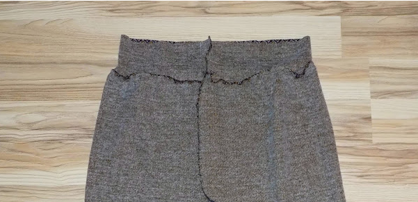 Como hacer faldas sencillas sin moldes en simples pasos7