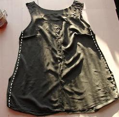 Como hacer vestidos ligeros con camisas masculinas ¡Perfectos para este verano!5