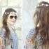 Como hacer coronas de flores ¡Tu cabello de encanto aun en verano!