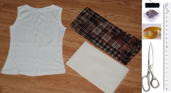 Como hacer vestidos casuales con moldes de trazados sencillos2