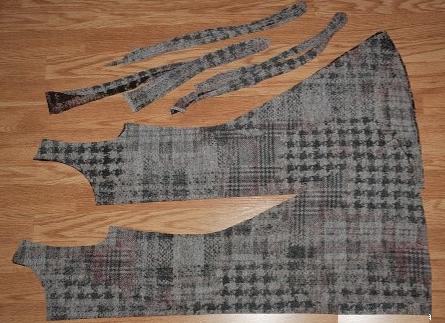 Como hacer vestidos casuales con moldes de trazados sencillos6