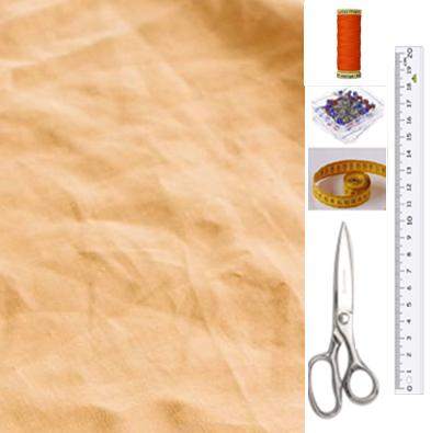 Como hacer tops con tiras para anudar en lino ¡Costuras perfectas para principiantes!2