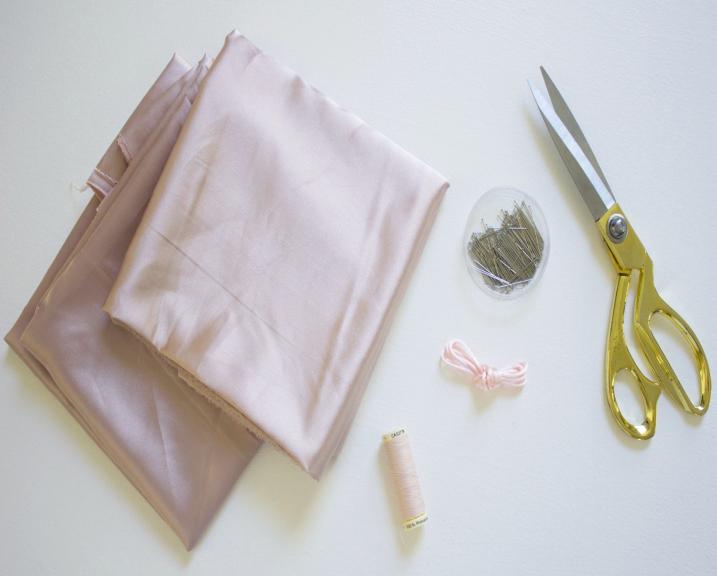 Como hacer vestidos pijama de seda en sencillos pasos ¡Duerme luciendo y sintiéndote de encanto!2