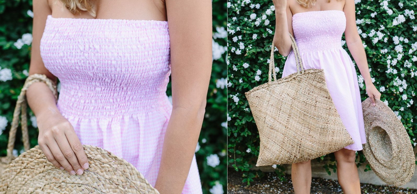 Como hacer vestidos sin mangas fruncidos con moldes sencillos ¡Luce preciosa todo el verano!1