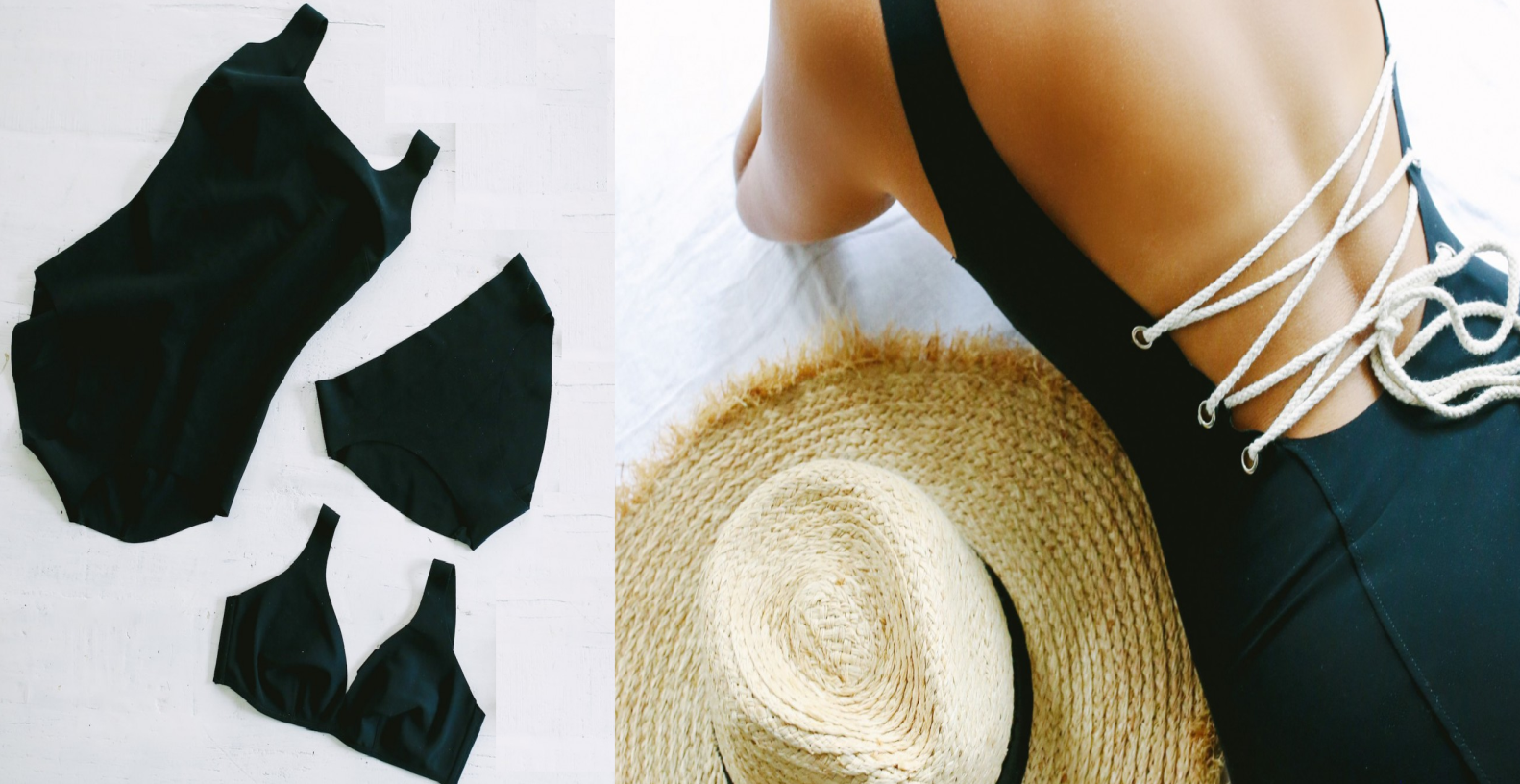 Como renovar trajes de baño con cuerda ¡Ideas de encanto para el verano!1