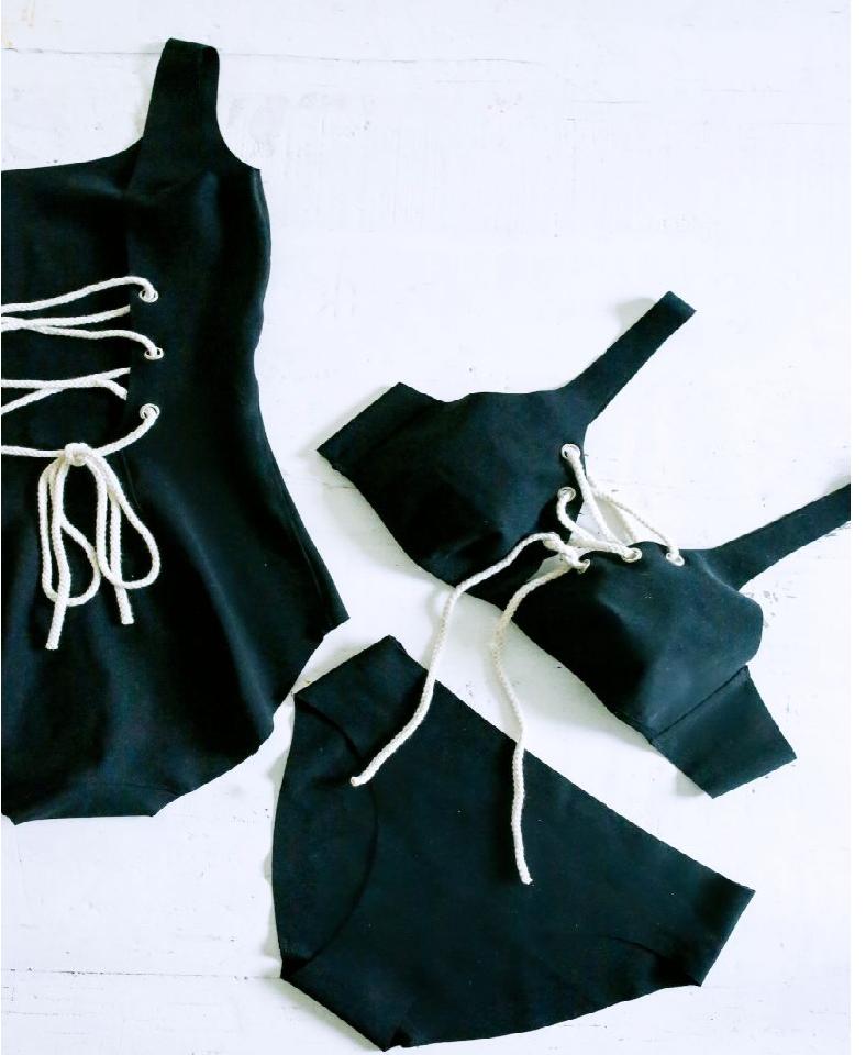 Como renovar trajes de baño con cuerda ¡Ideas de encanto para el verano!7
