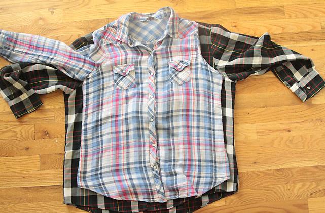 Como reducir tallas a camisas de manera fácil sin dañar su forma 2