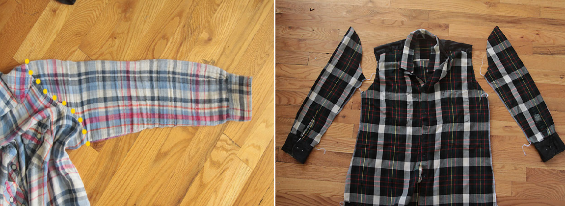 Como reducir tallas a camisas de manera fácil sin dañar su forma 4
