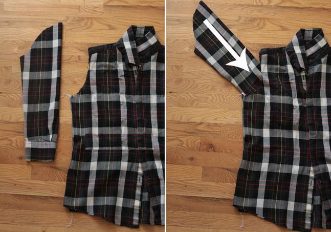 Como reducir tallas a camisas de manera fácil sin dañar su forma 5
