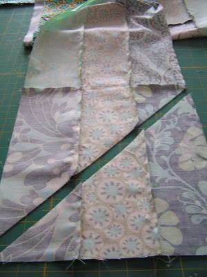 Como hacer bufandas preciosas con retazos de tela reciclados4