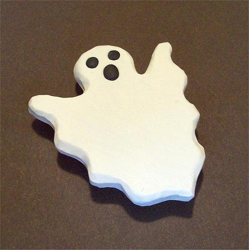 Fantasma decorativo de Halloween