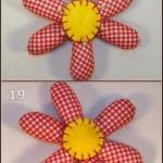 moldes para hacer originales flores de tela (3)