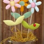 moldes para hacer originales flores de tela (8)