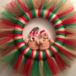20 ideas para hacer coronas navideñas15