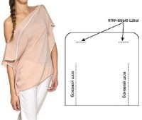 Patrones para hacer blusas bonitas