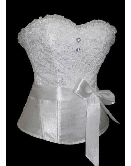 Como hacer un corset con moldes