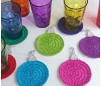 Patron para hacer esferas a crochet