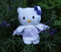 Como hacer a Hello Kitty paso a paso