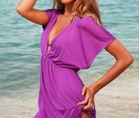 Como hacer vestidos de playa para dama