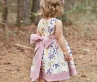 Como hacer vestidos para niñas con patrones