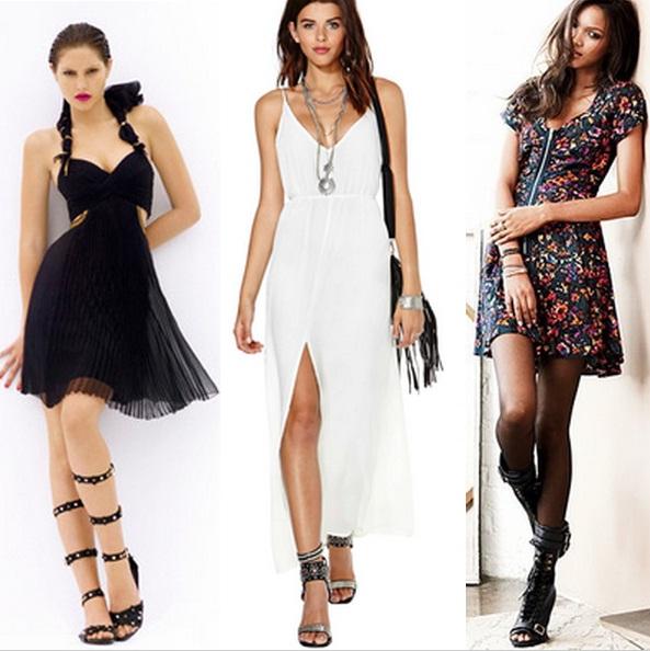 Vestidos bonitos para diferentes ocasiones para dama