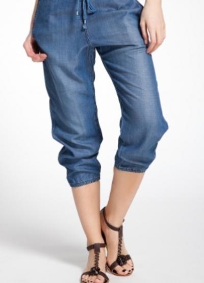Como hacer pantalones capri para dama