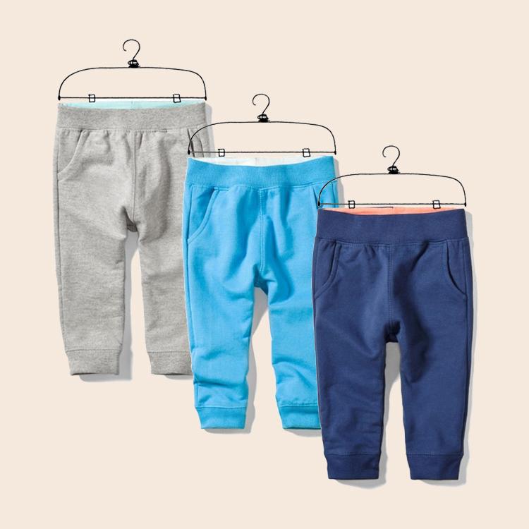Como hacer baberos y pantalones para bebe