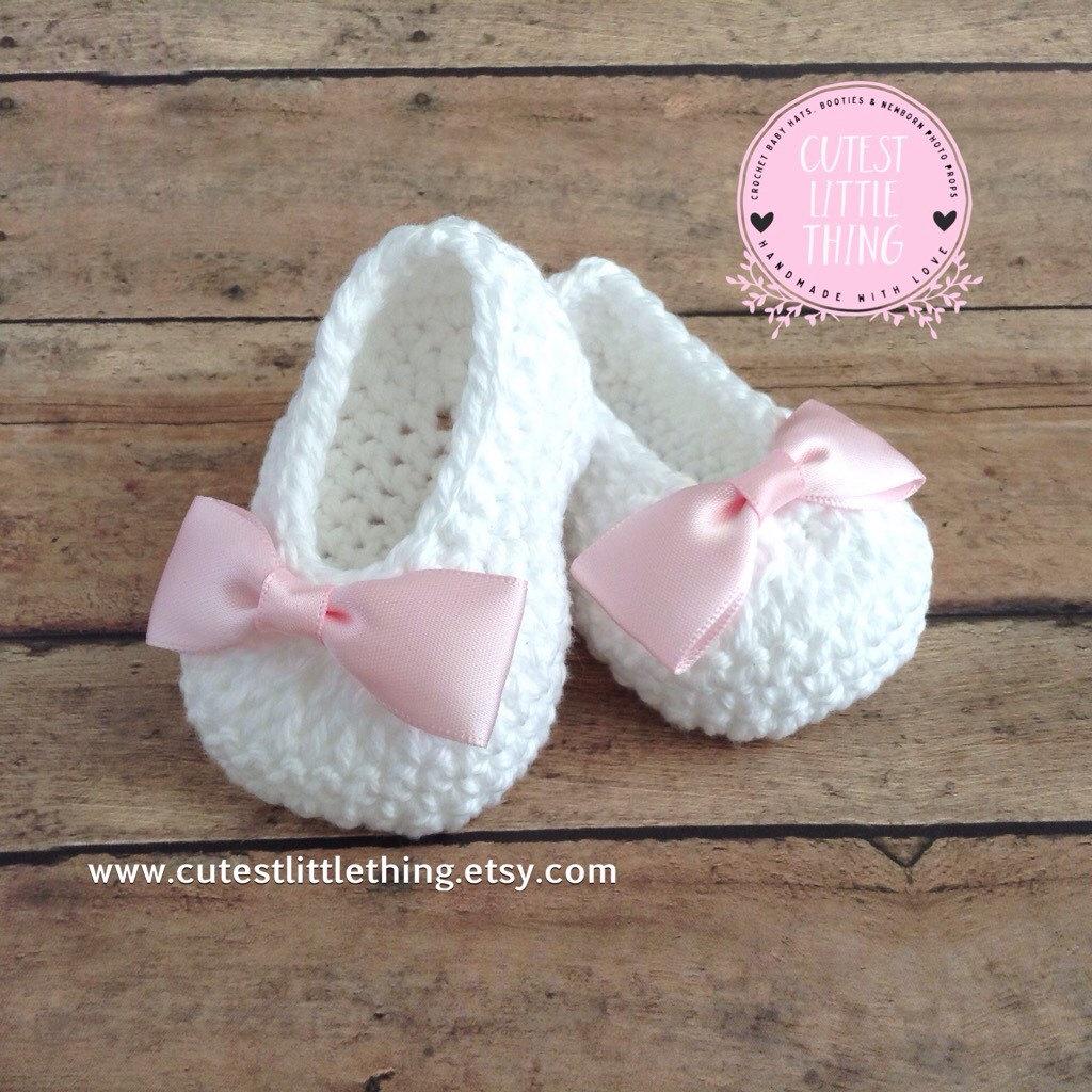 Como hacer zapatos a crochet para niñas