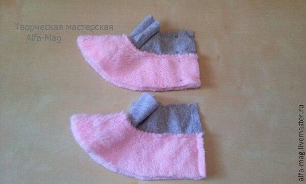 moldes hacer pantuflas conejitos para bebes04