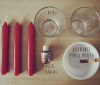 Como hacer velas aromáticas