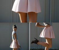Cómo confeccionar una falda de manera sencilla