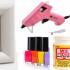 Como decorar portarretratos con silicón