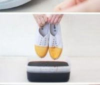 Aprende a teñir tus zapatillas en casa