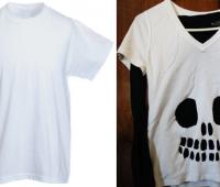 Como trasformar una camiseta para Halloween