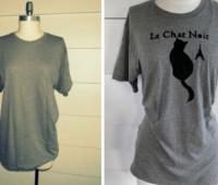 Como hacer lindos diseños en camisetas
