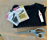 Como renovar cuellos a camisetas sin costuras